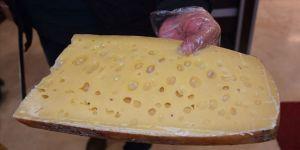 Yaylalardan gelen doğal lezzet 'gravyer' iftar ve sahur sofralarını süslüyor