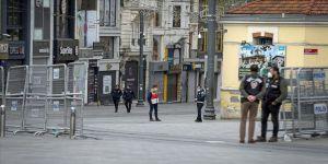 İstanbul'da 1 Mayıs tedbirleri kapsamında güvenlik önlemleri arttırıldı