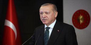 Cumhurbaşkanı Erdoğan TRT'nin kuruluşunun 56. yıl dönümünü kutladı