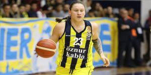 Basketbol FIBA Kadınlar Avrupa Ligi'nin en değerli oyuncusu Fenerbahçeli Iagupova