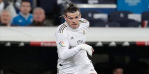 Real Madridli futbolcu Bale ABD'de oynamaya sıcak bakıyor