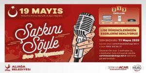 Belediye,Ödüllü Liseler Arası Ses Yarışması Düzenliyor