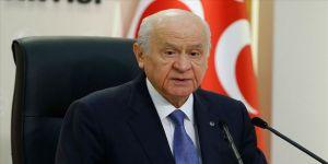 MHP Genel Başkanı Bahçeli'den '3 Mayıs Milliyetçiler Günü' günü mesajı