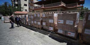 TİKA'dan Batı Şeria ve Kudüs'te 7 binden fazla ihtiyaç sahibi aileye ramazan yardımı