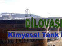 Dilovası'nda Kimyasal Tank İsyanı