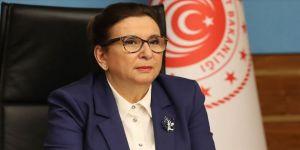 Ticaret Bakanı Pekcan: Gürbulak Sınır Kapısı'nda bekleyen tırların Türkiye'ye giriş işlemleri başladı