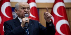 MHP Genel Başkanı Bahçeli: Her kim darbeyi aklından geçiriyorsa bunun en acıklı bedeline katlanmayı göze almalıdır