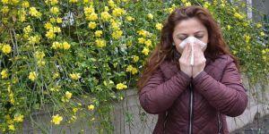 Alerjik astım hastalarına bahar uyarısı