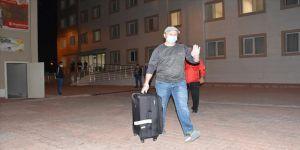 Adıyaman'da karantina süresi dolanlar evlerine gönderilmeye başlandı