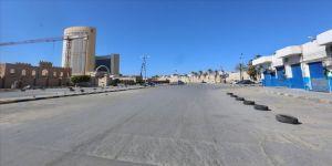 Libya'da sokağa çıkma yasağı 10 gün uzatıldı