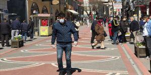 Bartın'da sokağa maskesiz çıkmak yasaklandı