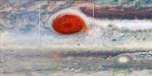 Jüpiter'in yüksek çözünürlüklü görüntüleri elde edildi