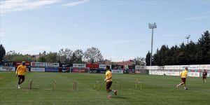 Galatasaray'da teknik ekip ve futbolcuların Kovid-19 testleri negatif çıktı