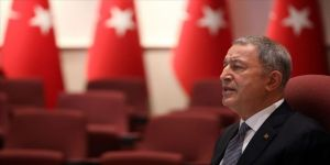 Milli Savunma Bakanı Akar: 1 Ocak'tan bu yana 1359 terörist etkisiz hale getirildi