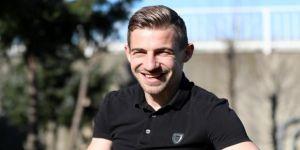 Çaykur Rizesporlu futbolcu Melnjak: Türkiye'de kendimi daha güvende hissettim