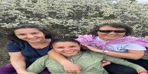 Milli voleybolcu Tutku Burcu Yüzgenç: Anneler günü baharın gelişinin habercisidir
