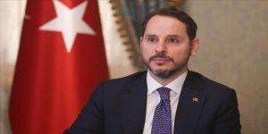Bakan Albayrak'tan MHP Genel Başkanı Bahçeli'ye teşekkür
