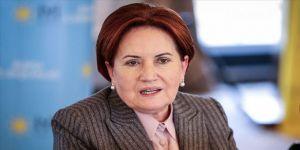 İYİ Parti Genel Başkanı Akşener: Doğru yapılan işe evet bu doğrudur diyoruz