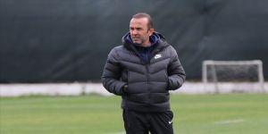 Büyükşehir Belediye Erzurumspor'da tek hedef Süper Lig