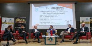 TRT Akademi söyleşileri 'çevrim içi' oluyor