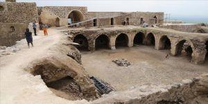 Batman'daki 1600 yıllık Mor Kuryakus Manastırı turizme kazandırılıyor