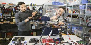 İTÜ'nün Havacılık Merkezi'nde İHA'lar yapay zeka ile 'akıllanıyor'