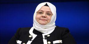 Aile, Çalışma ve Sosyal Hizmetler Bakanı Selçuk, Engelliler Haftası'nı işaret diliyle kutladı
