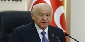 MHP Genel Başkanı Bahçeli: İnanıyorum ki terörün kökü kazınacaktır