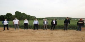 Büyükgöz'den Gebzeli Çiftçilere Ziyaretler