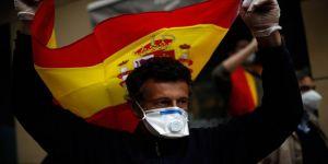 İspanya'da Kovid-19'dan son 24 saatte 138 kişi öldü