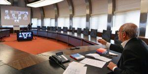 Kılıçdaroğlu, Esnaf ve Sanatkarlar Odaları başkanlarıyla video konferansla görüştü