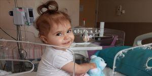 Lösemi hastası Hilal bebek için kemik iliği aranıyor