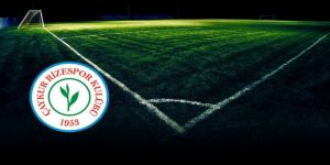 Çaykur Rizespor'da teknik heyet ve futbolcuların ikinci Kovid-19 testleri de negatif çıktı