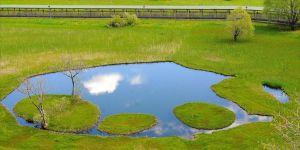 Şifalı kaplıcalar, Çır Şelalesi ve yüzen adalarda Kovid-19 sessizliği