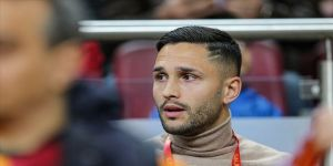 Galatasaraylı futbolcu Andone: Herhangi bir virüs belirtisi göstermedim, iyiyim