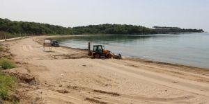 Kocaeli Plajları Yaza Hazırlanıyor