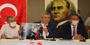"""CHP'li Salıcı'dan """"Vefa Sosyal Destek Grubu'na yapılan saldırı"""" açıklaması"""