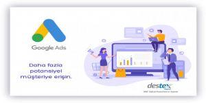 Google Ads Reklamları ile Öne Çıkın