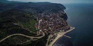 Bursa'nın Marmara sahilindeki incisi Tirilye 'en sessiz mayıs'ı yaşıyor