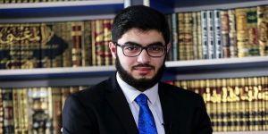Kur'an okuma yarışmasında sözleriyle duygulandıran Suriyeli Ömer