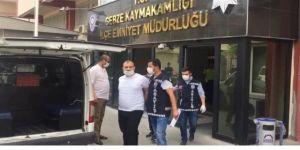 Gebze'de Sokağa Çıkma Yasağında Bıçaklı Gasp