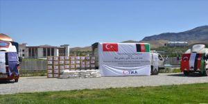 TİKA'dan Afganistan'da 3 bin aileye gıda yardımı