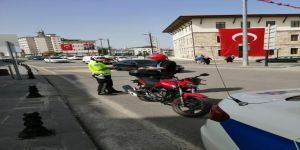 Günde 5 binden fazla sürücüye hız ihlalinden ceza yazıldı