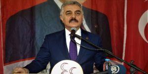 MHP'li Büyükataman'dan MHP Genel Başkanı Bahçeli'ye yönelik eleştirilere tepki