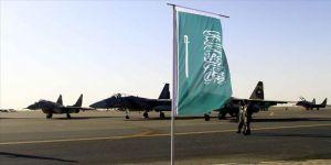 Suudi Arabistan'ın askeri harcamaları son 5 yılda 270 milyar doları geçti