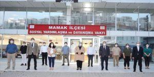 Bakan Zehra Zümrüt Selçuk'tan SYDV çalışanlarına teşekkür