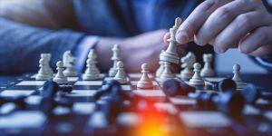 Satrançta online turnuvaya rekor katılım sağlandı