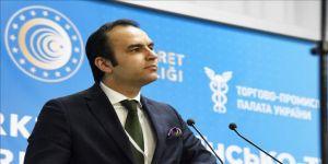 TUİD Başkanı Pehlivan: Kriz tecrübesi bulunan Türkiye ve Ukrayna'nın potansiyeli yüksek