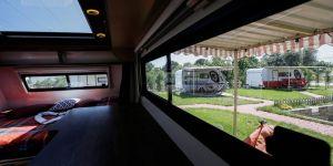 Alternatif tatilcileri cezbeden 'karavan otel' yaz rezervasyonlarını doldurdu