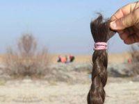 Sözü Bitiren Fotoğraf! Geriye Pembe Tokalı Saçı Kaldı
